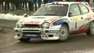 Rally VM 1999 Deltävling 1 Monte Carlo