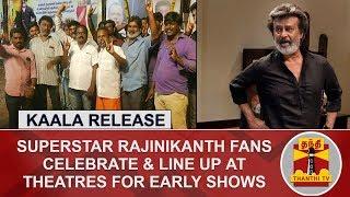 Rajinikanth's 'Kaala' Movie Release