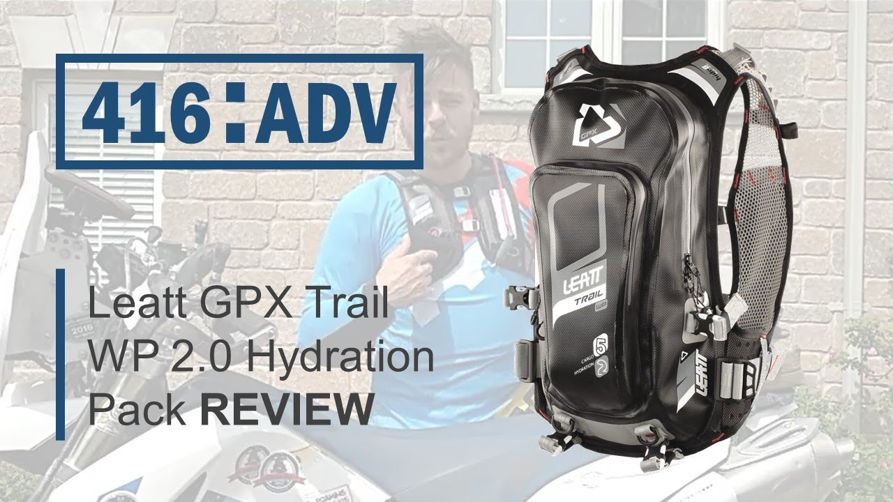 416ADV - 2017 Episode 1 - Leatt WP Trail 2 0 Review