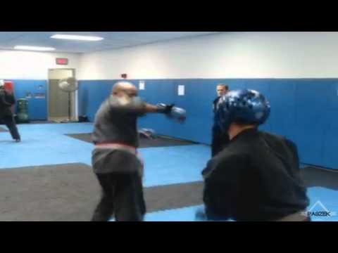 John Jay College of Criminal Justice ➪ [Combat room highlight] シ