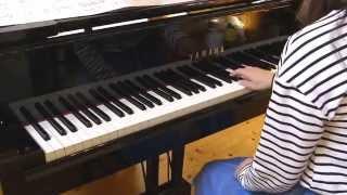 キャプテン・カリブ ピアノ / D.Grusin Captain Caribe Piano
