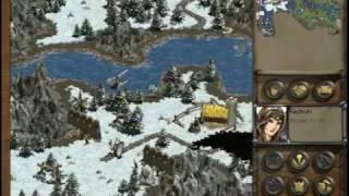 Disciples: Sacred Lands Golden Edition Campaign, Empire Chapter 4, part 2 Gameplay, on Very Hard