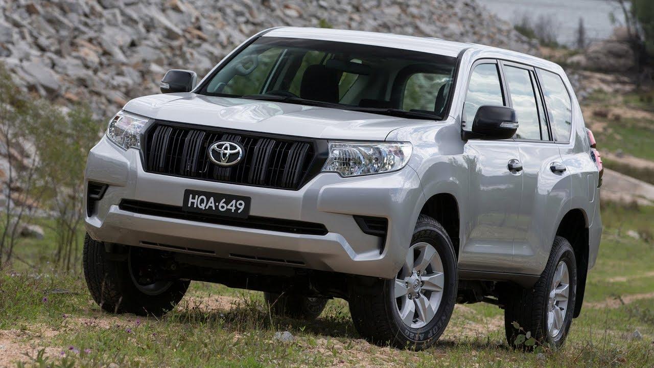 2018 Toyota Land Cruiser Prado Gx Australian Spec Youtube