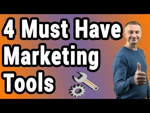 4 Internet Marketing Tools You Must Have In Your Online Business