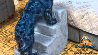 Dog Ramp For Bed | Designer K9