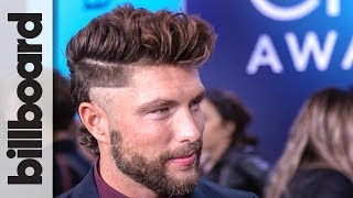 """Chris Lane on Trying to Make Tour Shows a """"Memorable Night"""" for Fans 