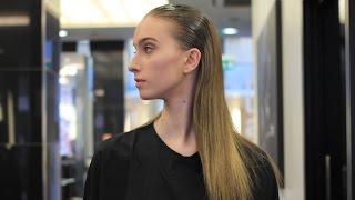 Look 2: so erstellen Sie einen wet-look-Haar-Stil mit L ' Oréal Professionnel Nass Domination