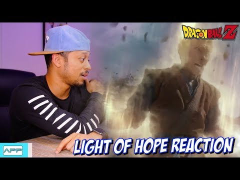 Dragon Ball Z: Light of Hope - NEW FILM [OFFICIAL] REACTION!