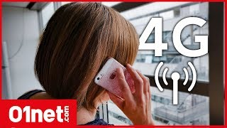4G : on a suivi le chemin d'une communication mobile