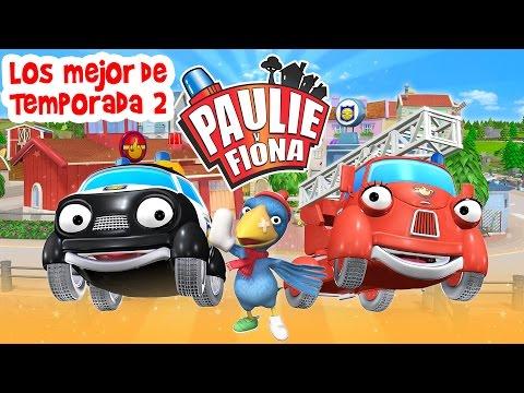 Paulie y Fiona 2 | Los mejor de temporada 2 | Caricaturas para Niños | Caricaturas en Español