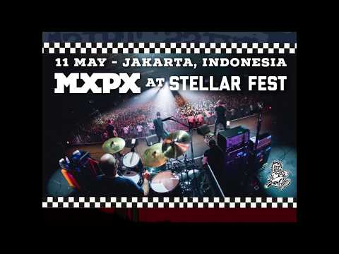 MXPX Returns to JAKARTA Indonesia in 2018!