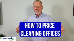 How to price a 2,400 square foot office space