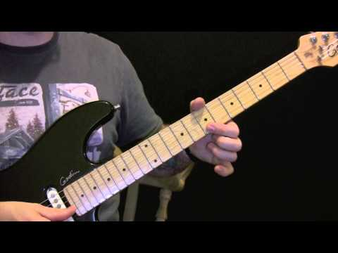 Curtis Mayfield Move On Up Guitar Chords Lesson
