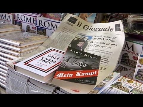 """Italien: Empörung über """"Mein Kampf"""" als Zeitungsbeilage"""