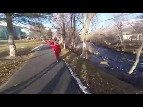 Santa Run Provo 2015