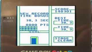 Random Gameplay 39: Tetris Plus (Game Boy Version)