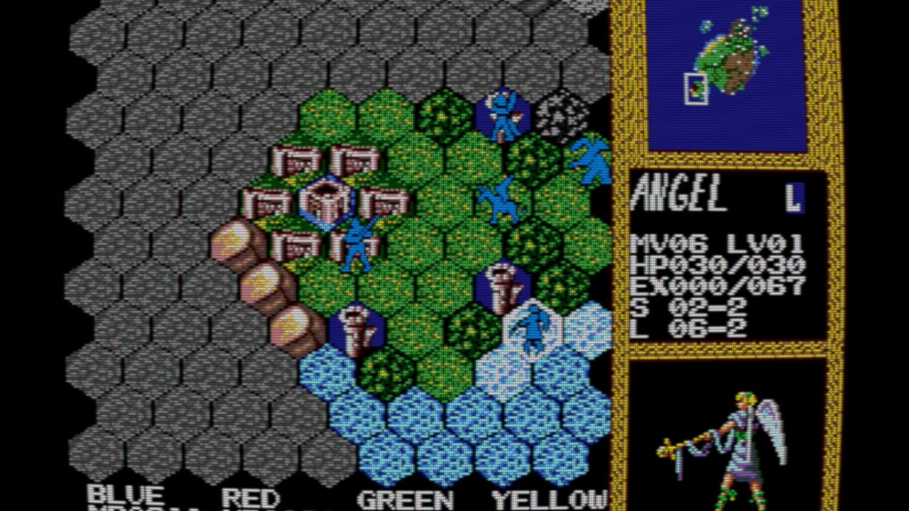 Master Of Monsters (Sega Genesis)
