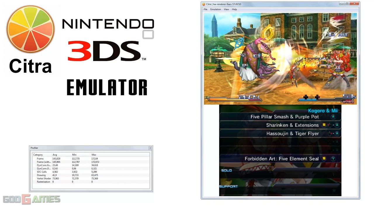 version full 3ds citra download emulator