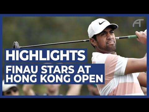 Finau Stars at The Hong Kong Open | Round 1 Highlights 2020