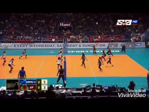 Ateneo Lady Eagles Top Plays (Highlights)
