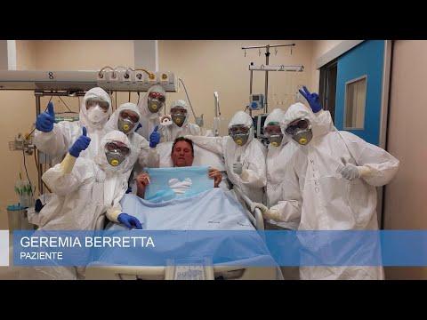'Mi avete salvato, ora torno alla vita', parla il paziente di Bergamo guarito nell'ospedale barese
