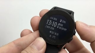 Vector Luna (recenzia smart hodiniek)