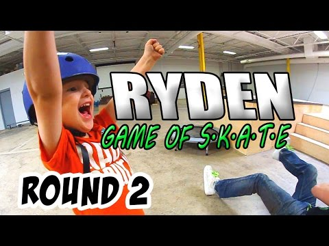 S.K.A.T.E Against RYDEN - 4 years old