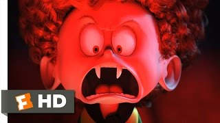 Hotel Transylvania 2 (810) Movie CLIP  Dennis Gets His Fangs (2015) HD
