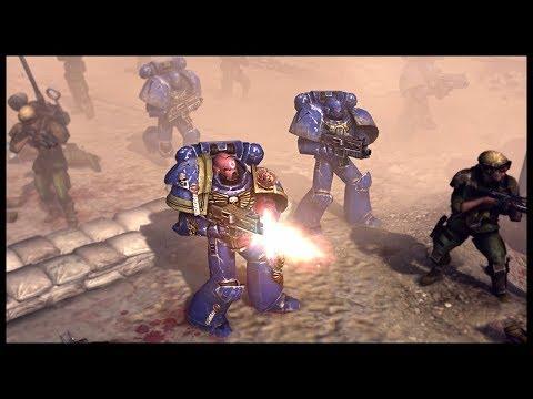 ULTRAMARINES! Warhammer 40k Mod