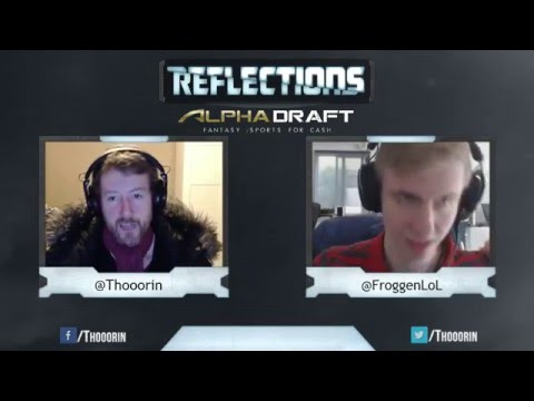 'Reflections' with Froggen | Thooorin