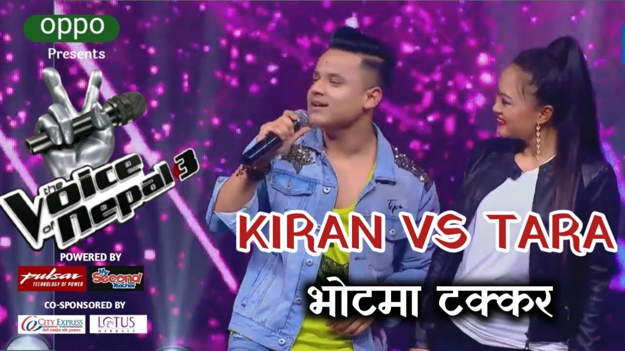 OMG ! कसले मार्ला बाजी_भाेटमा टक्कर | Voice Of Nepal Season 3 - Episode 33 - 2021