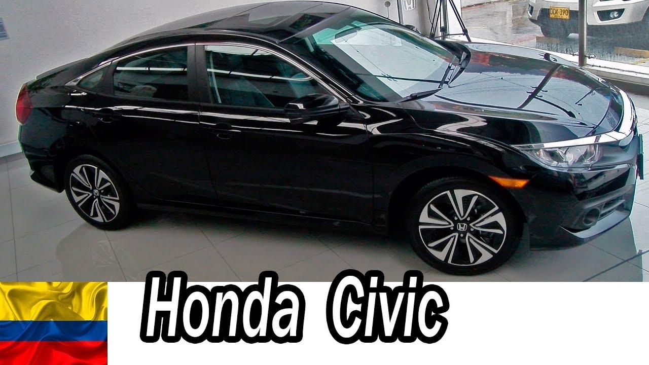 75+ Honda Civic Coupe Colombia Terbaru