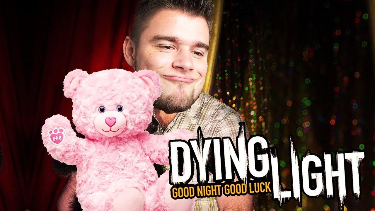 RÓŻOWY PLUSZOWY MIŚ!   Dying Light – SEZON 2 [#40] (With: Dobrodziej)