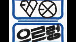 엑소  - Lucky 1시간