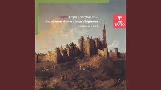 Concerto in G minor Op. 7 No. 5 (HWV 310) : III. Andante larghetto e staccato