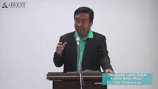 Mengenal Lebih Dekat Kelima Buku Musa - Pdt. Praban Lim