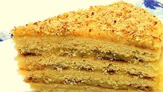 Вкуснейший Торт Без Выпечки видео рецепт