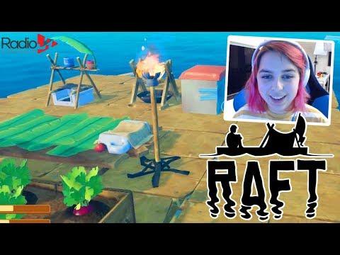 RAFT Survival EP2 | Still Alive! | RadioJH Games