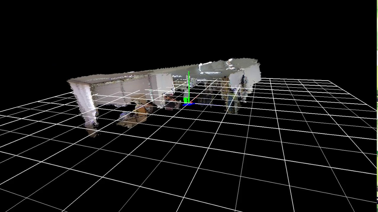 3D Mapping using opencv