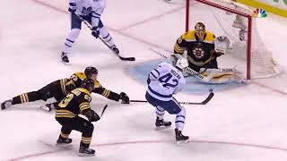 Toronto Maple Leafs vs Boston Bruins - April 21, 2018 | Game Highlights | NHL 2017/18
