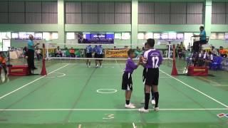 Repeat youtube video ตะกร้อ 14 ปีชาย โรงเรียนกีฬาจังหวัดชลบุรี