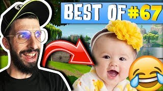 MICKALOW CLASH YOSHI 🤣 SACKZI JOUE AVEC DES ENFANTS DE 6ANS ► BEST OF FORTNITE FRANCE #67