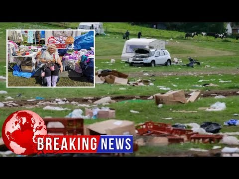 Traveller's anger after RAC refuse to fix her car at Appleby Horse Fair because they 'don't put thei from YouTube · Duration:  6 minutes 38 seconds