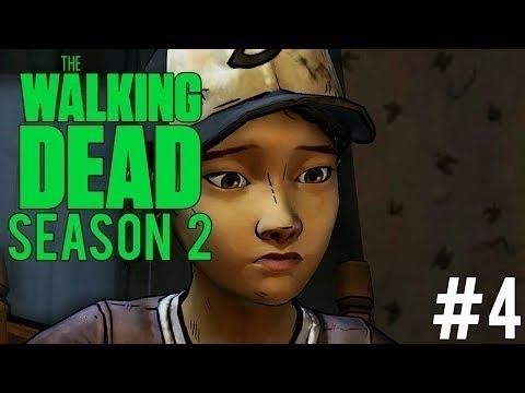The Walking Dead: Season 2 - Part 4 - Gameplay / Walkthrough