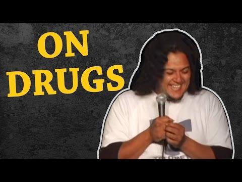 Felipe Esparza - On Drugs (Funny Videos)