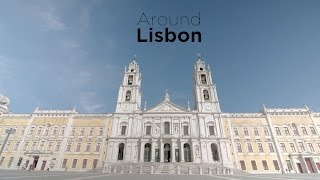 Around Lisbon - a 4K travel short