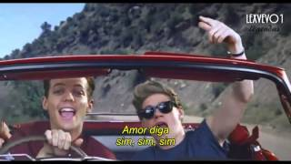 One Direction Kiss You (Clipe Oficial) [Legendado BR]
