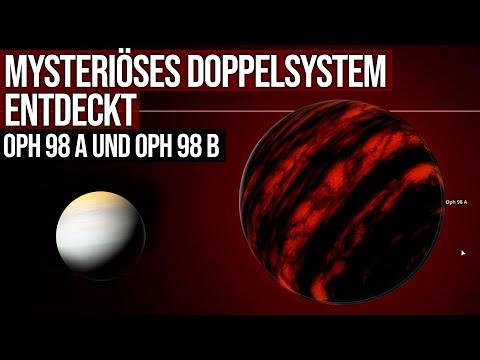 Mysteriöses Doppelsystem entdeckt - Oph 98 A und Oph 98 B