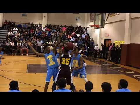 2018 JPS Middle School Boys Basketball Championship