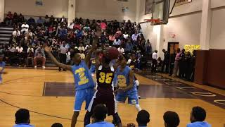 2018 JPS Middle School Boys Basketball Championship